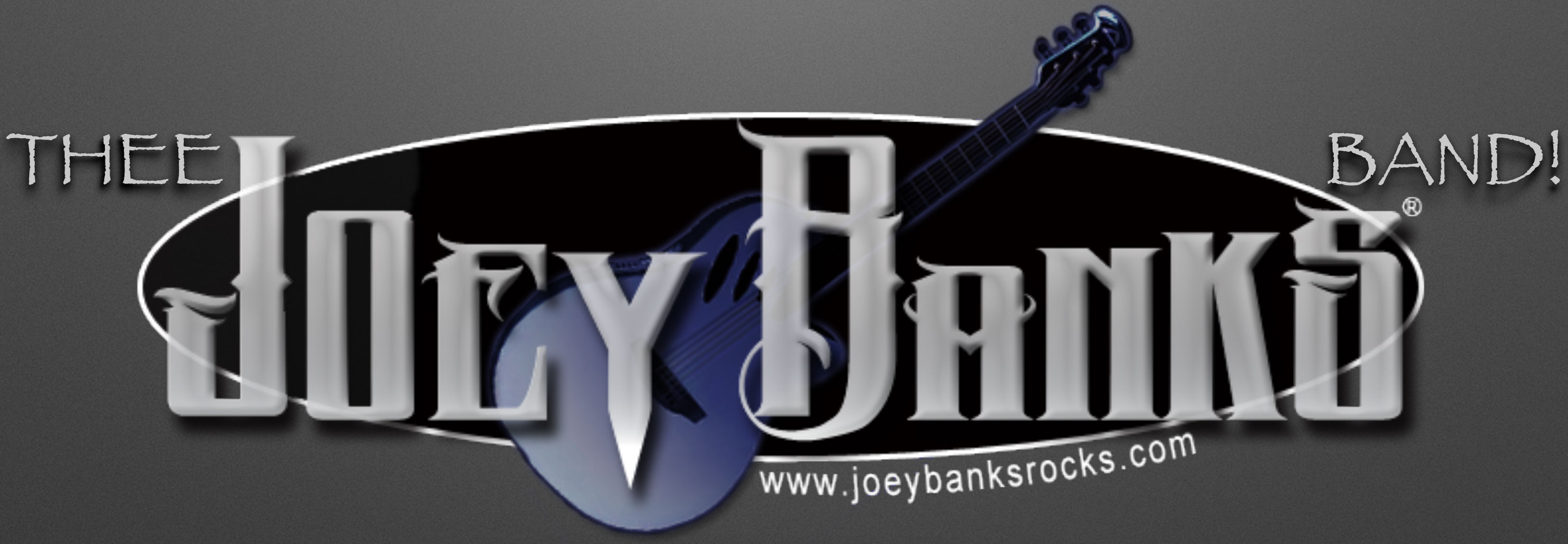 Thee Joey Banks Band logo